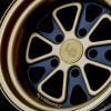 Urban Outlaw custom wheels in gold made by fifteen 52