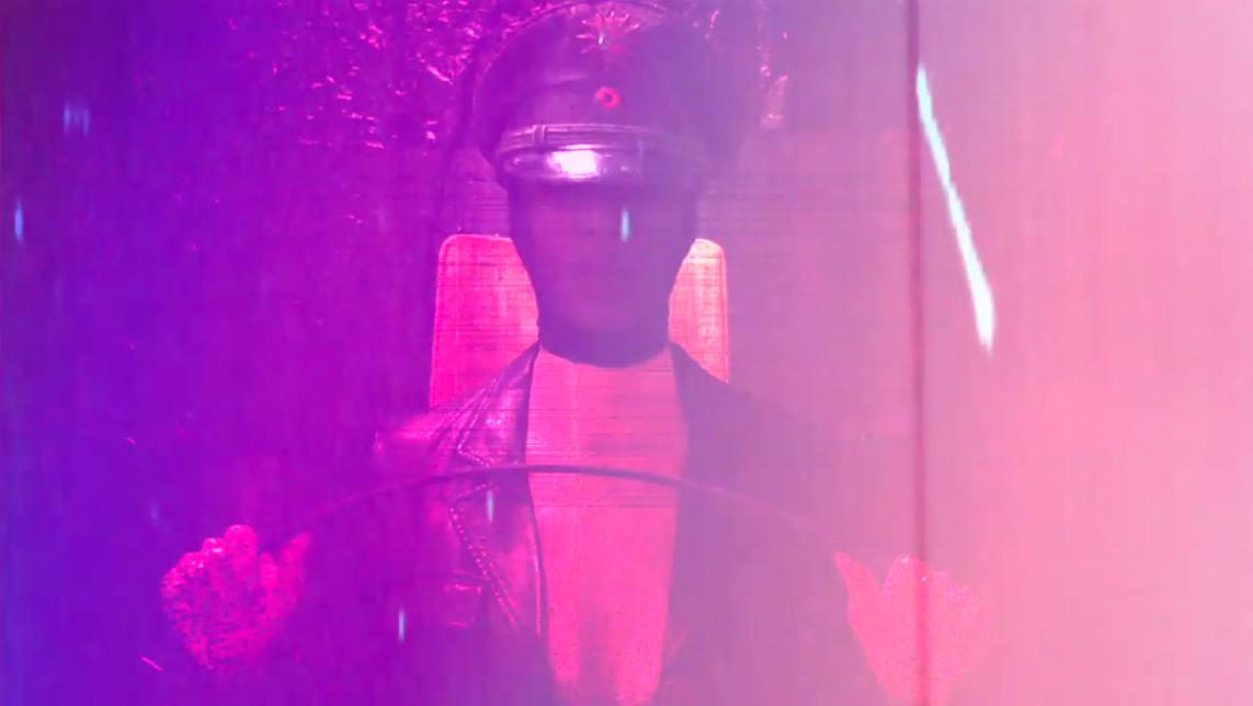 Nylon Commander, experimental movie by Jon White.