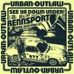 Urban Outlaw down under for Rennsport in Sydney Australia.