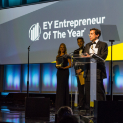 photo EOY gala acceptance speech