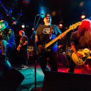 DieFast on stage at the Viper Room